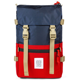 Topo Designs Rover Pack, navy/red